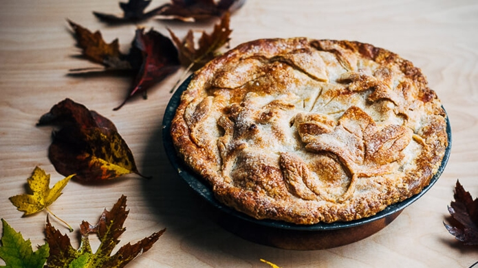 Sweet & Savory Fall Pies That
