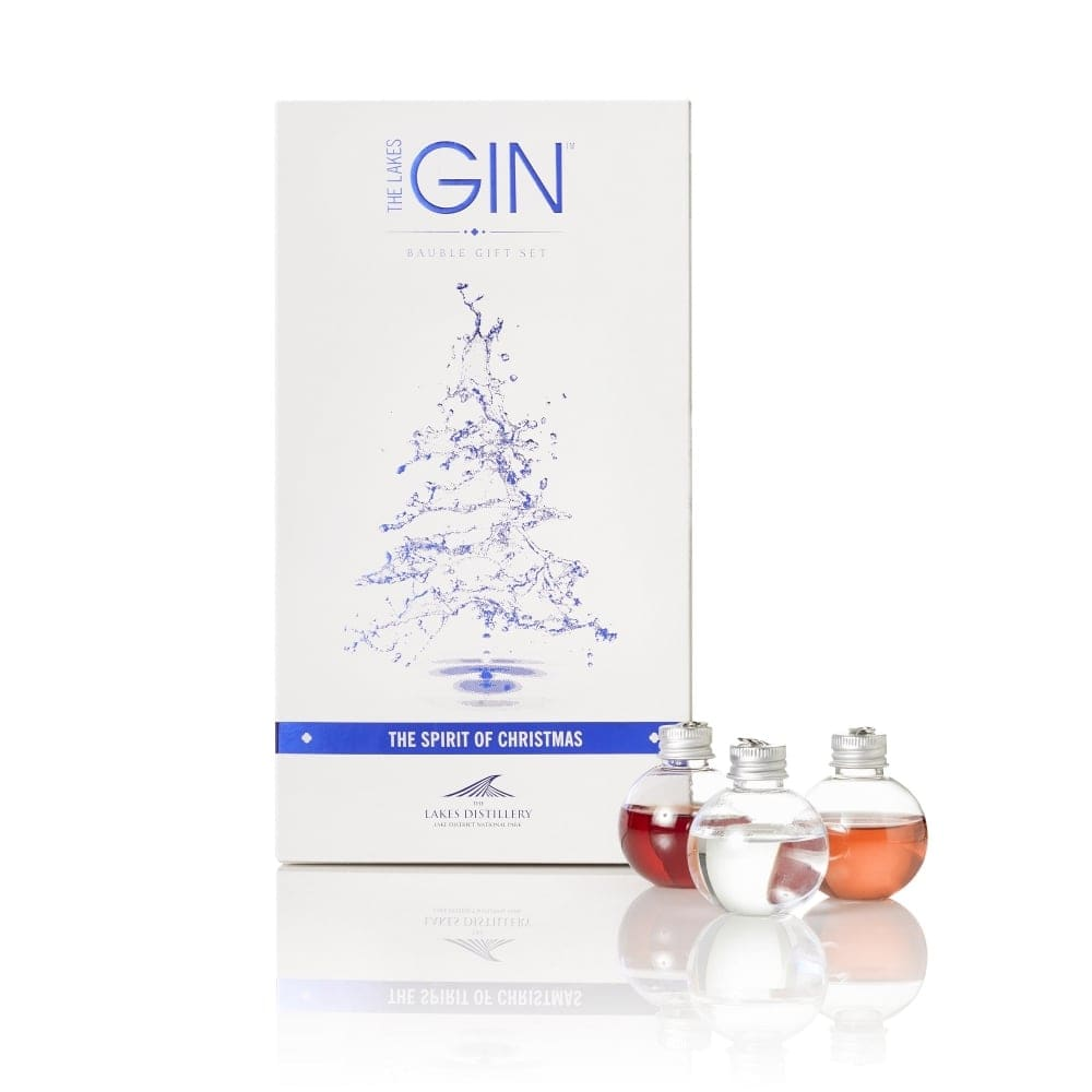Gin bauble six-pack