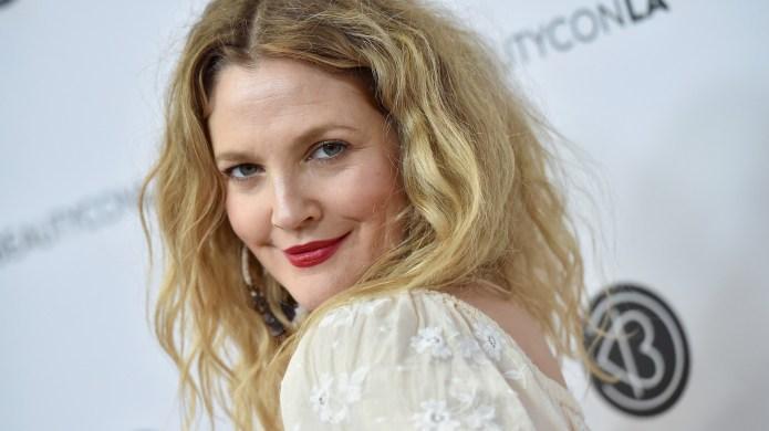Drew Barrymore attends Beautycon Festival LA