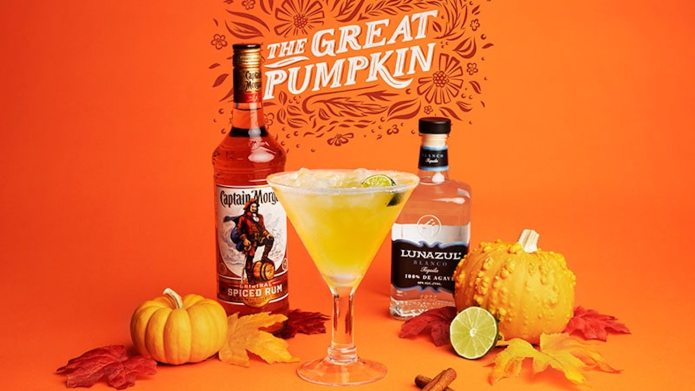 photo of the great pumpkin margarita