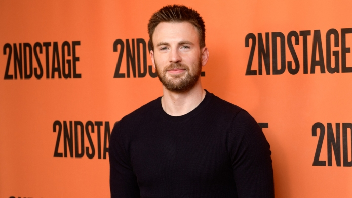 Chris Evans attends the 'Lobby Hero'