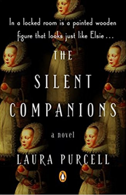Cover of 'The Silent Companions' by Laura Purcell