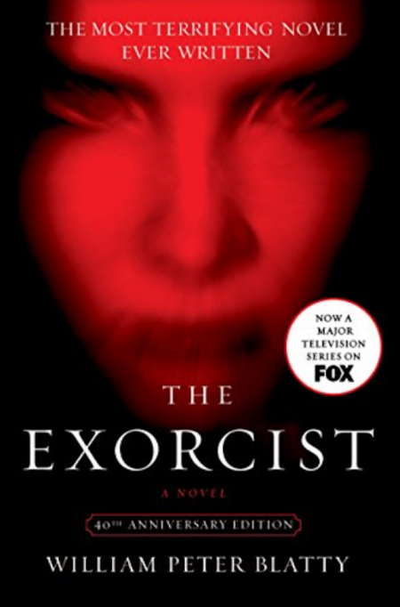 Cover of 'The Exorcist' by William Peter Blatty