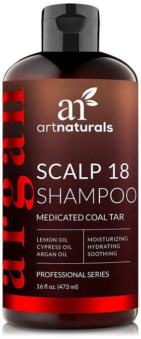 Art Naturals Scalp 18 shampoo