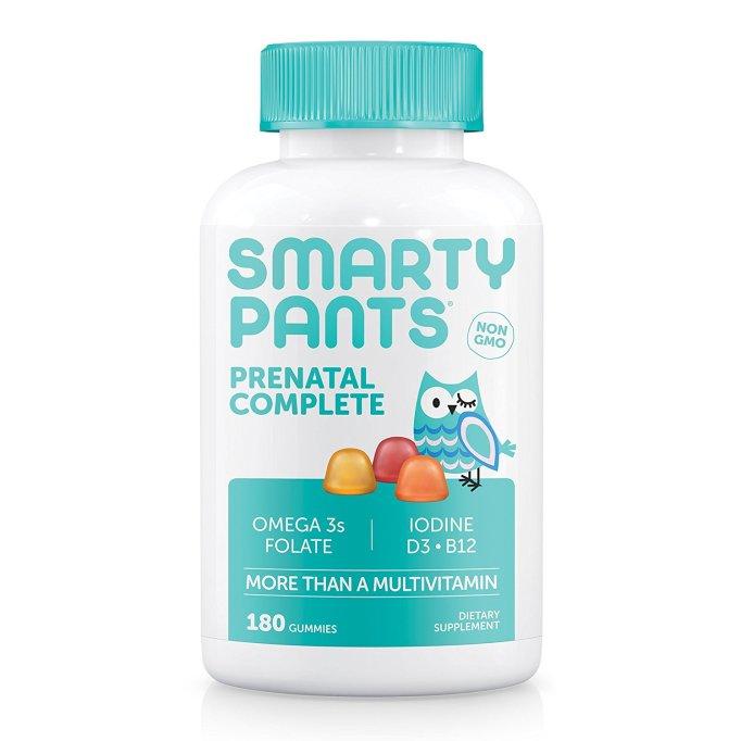 Smarty Pants Prenatal Gummy Vitamins