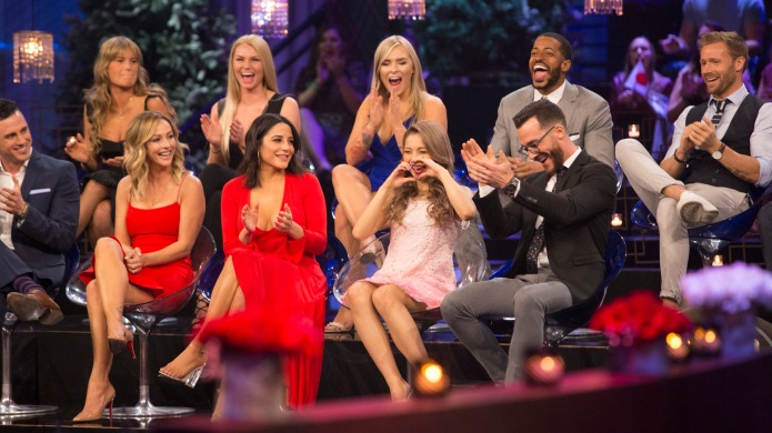 Cast of 'The Bachelor: Winter Games'