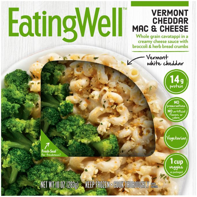 Eating Well Vermont White Cheddar Mac & Cheese