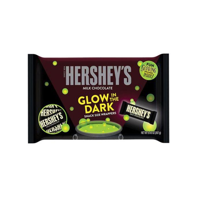 Glow-in-the-Dark Hershey Bars