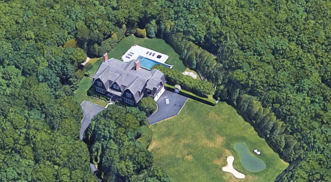 Kelly Ripa Hamptons home