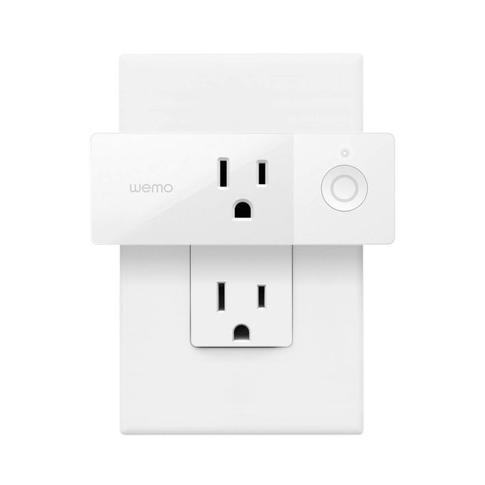 WeMo Smart Plugs