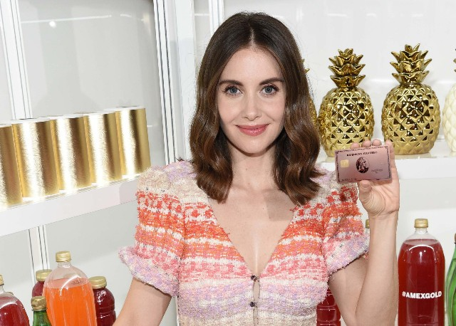 Alison Brie for American Express