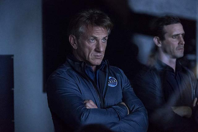 "Photo of Sean Penn in Hulu's ""The First"""