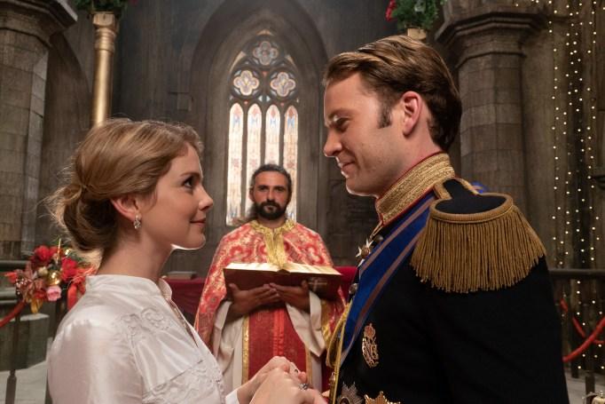 'A Christmas Prince: The Royal Wedding'