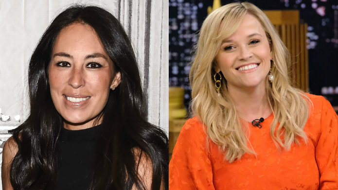 Joanna Gaines, Reese Witherspoon