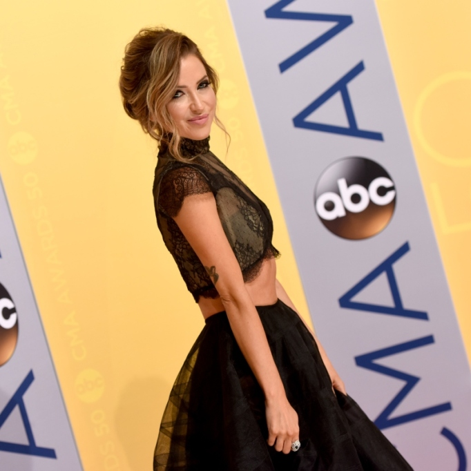 TV personality Kaitlyn Bristowe attends the 50th annual CMA Awards at the Bridgestone Arena on November 2, 2016, in Nashville, Tennessee.