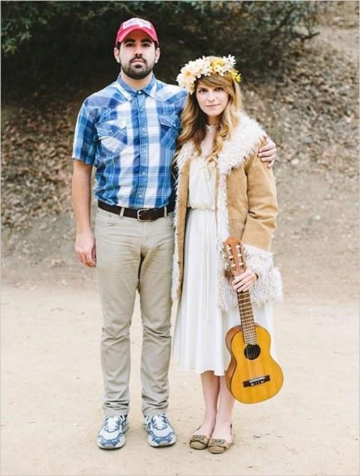 Forrest & Jenny costume