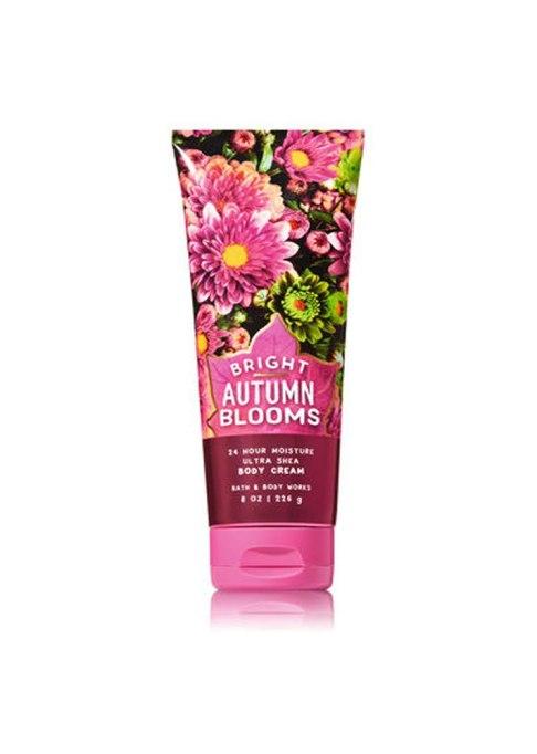 Bath & Body Works Bright Autumn Blooms Body Cream