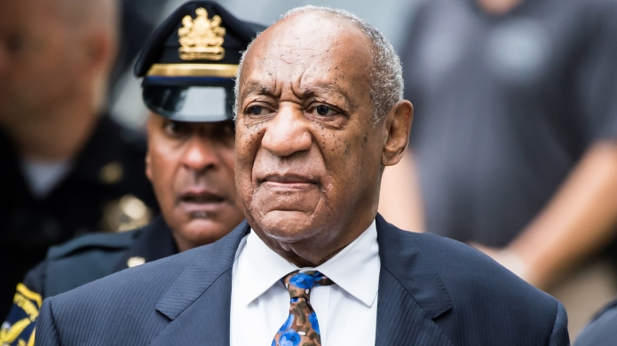Bill Cosby arrives for sentencing for