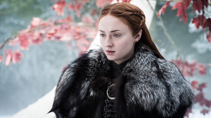 Sophie Turner Revealed a Big Clue for Game of Thrones Season 8 – SheKnows