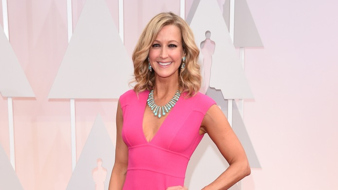 Lara Spencer arrives at the 87th