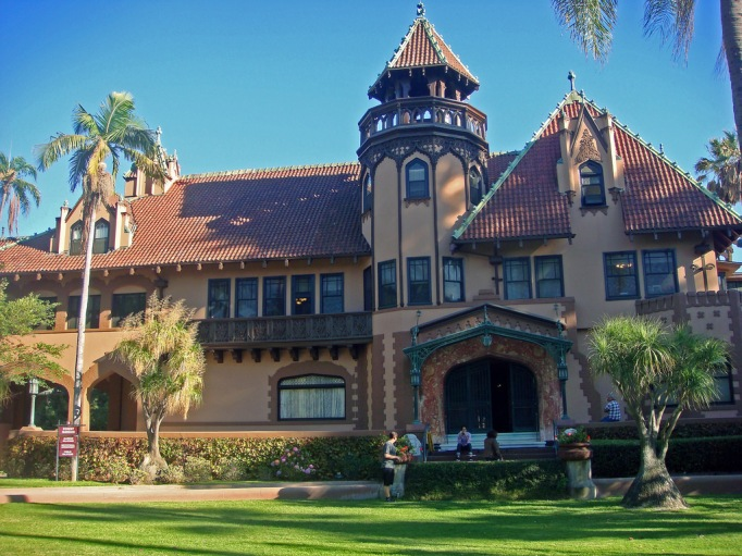 Alfred Rosenheim Mansion, Los Angeles