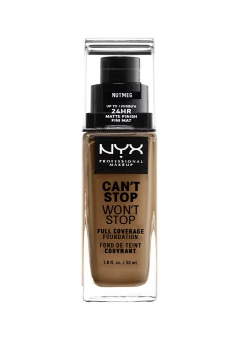 NYX Can't Stop Won't Stop Full Coverage Foundation