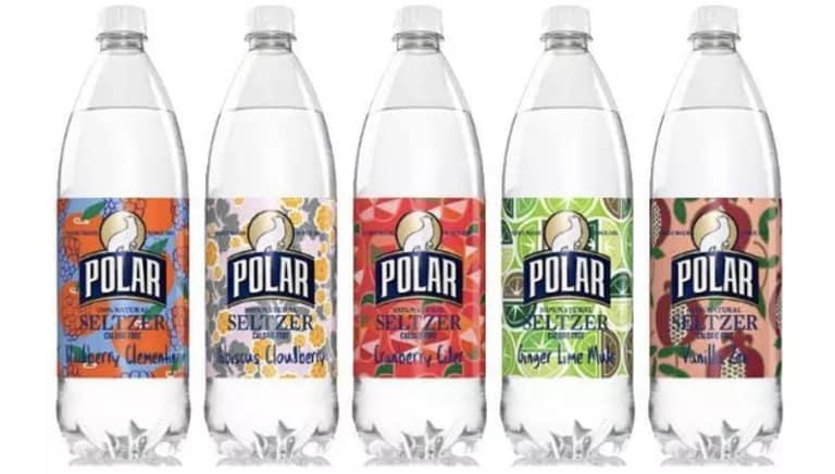 Polar winter 2018 seltzer flavors