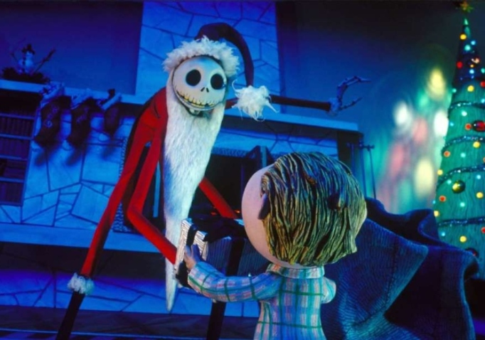 Still from 'The Nightmare Before Christmas'
