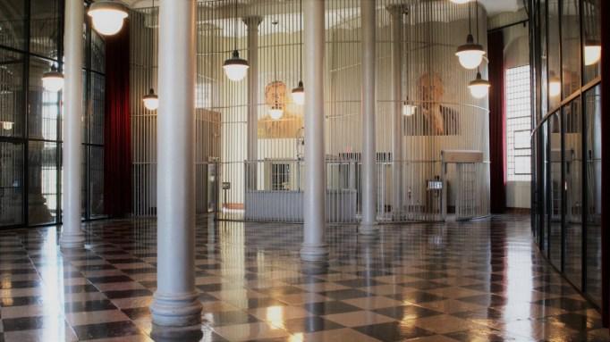 Ohio State Reformatory Prison, Mansfield, OH.