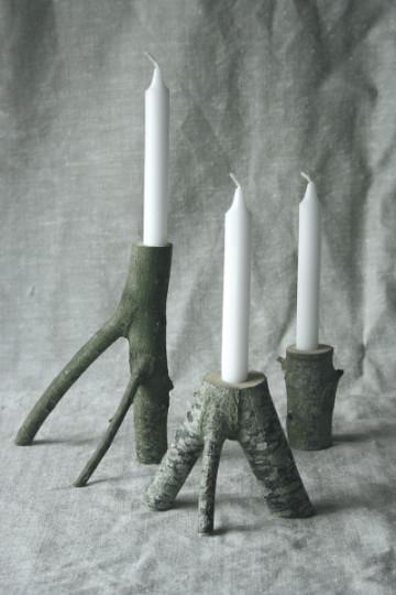 Branch Candlesticks