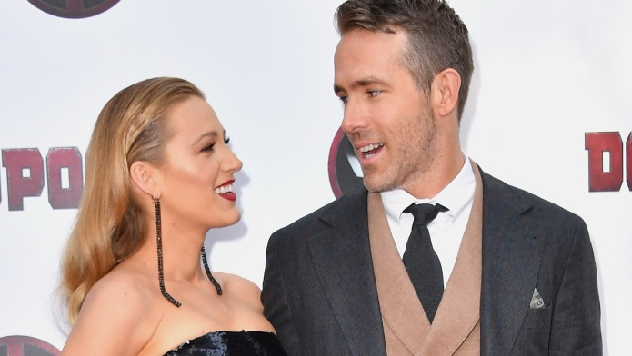 Blake Lively and Ryan Reynolds attend