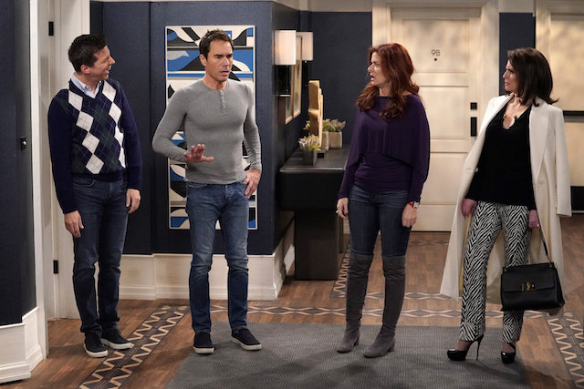 Photo from 'Will & Grace'