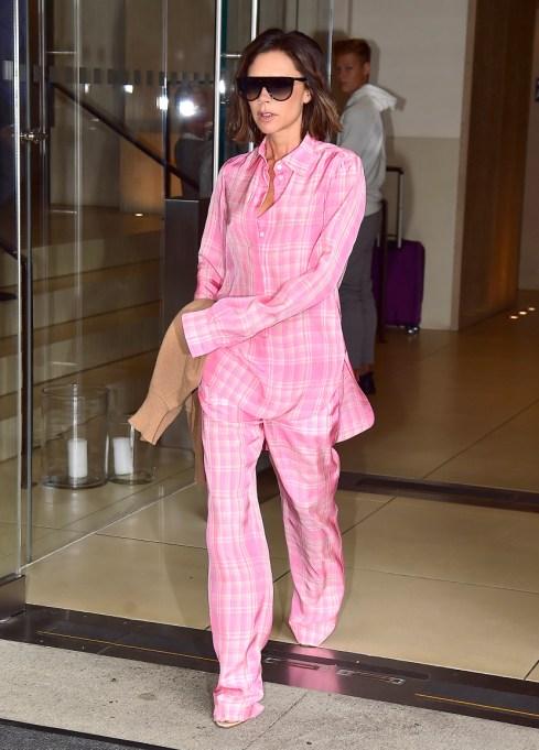 Victoria Beckham August 2017