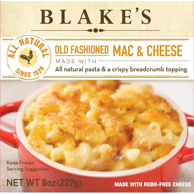 Blake's All Natural Old Fashioned Mac & Cheese