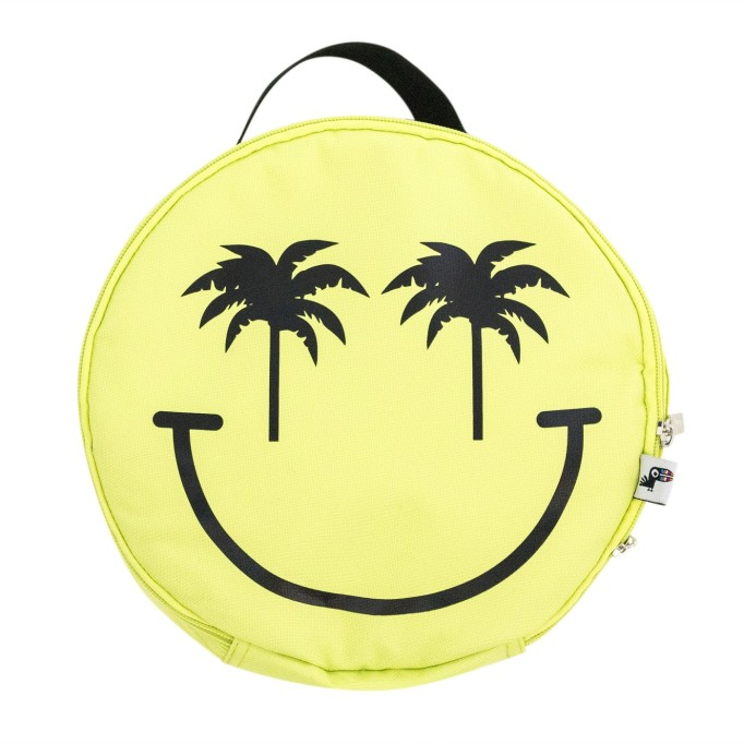 Yoobi Smiley Face Lunch Bag