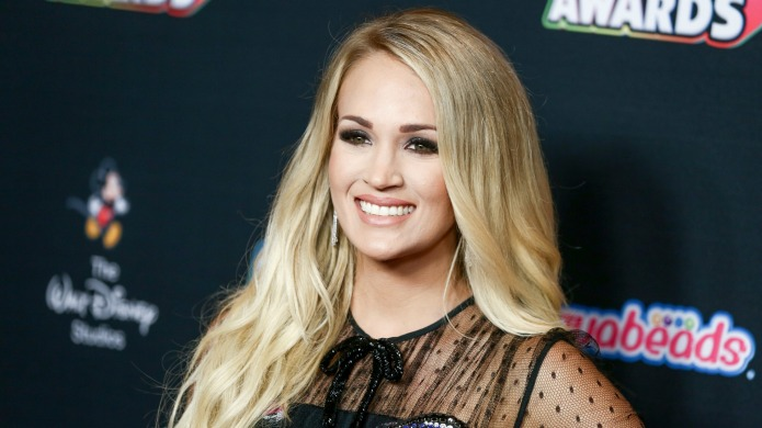 Carrie Underwood Talks Pregnancy with Second