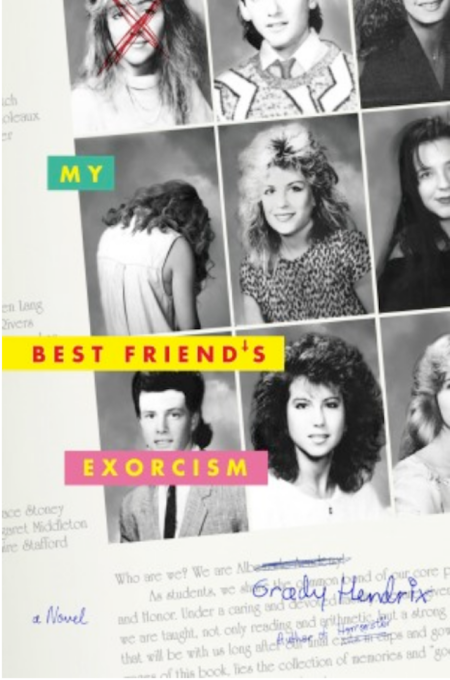 Cover of 'My Best Friend's Exorcism' by Grady Hendrix