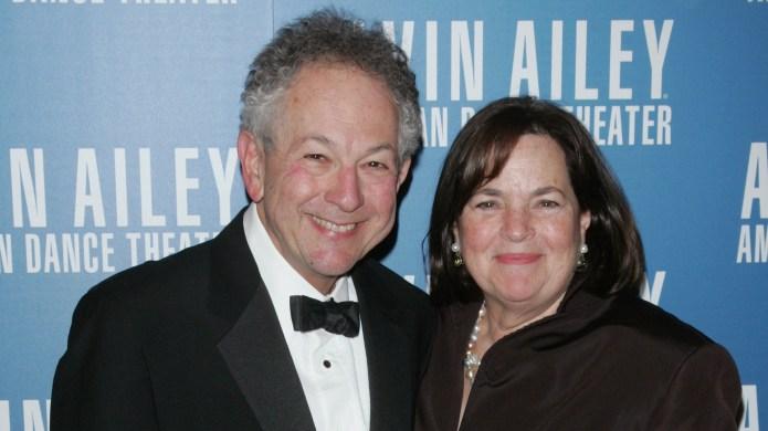 Jeffrey Garten and wife Ina Garten