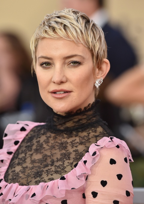 Kate Hudson attends the 24th Annual Screen Actors Guild Awards
