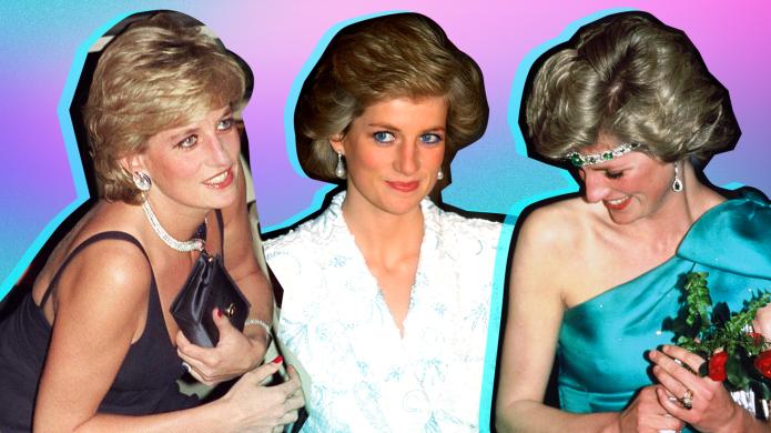 The Princess Diana Fashion & Beauty
