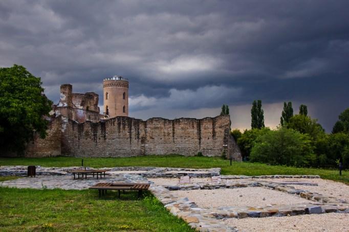 Targoviste Castle, Romania