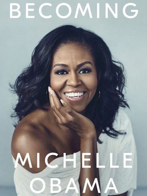 michelle obama becoming memoir book cover