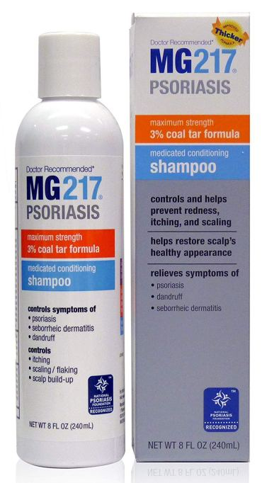 MG217 Psoriasis Medicated Conditioning shampoo