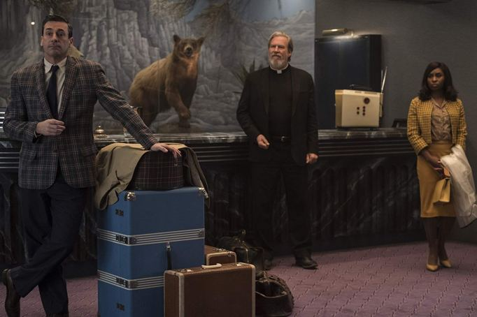 Still from 'Bad Times at the El Royale'