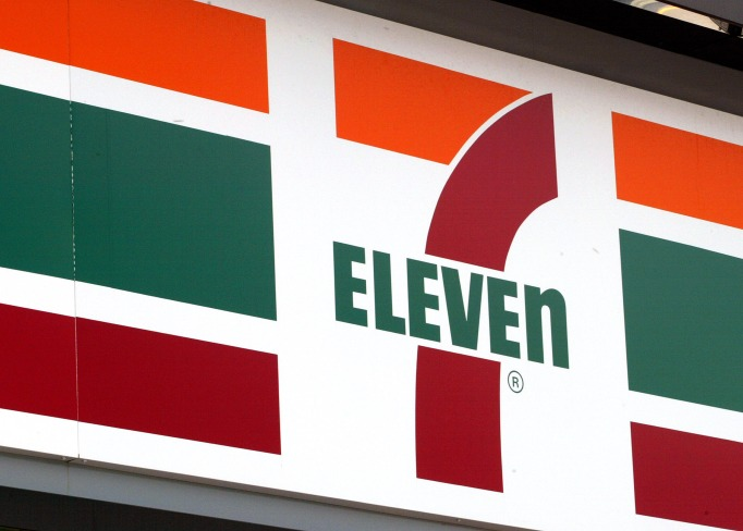 7 eleven sign