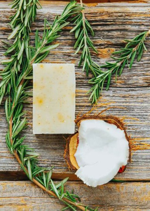 Saje Wellness Eczema Ease Soap Bar