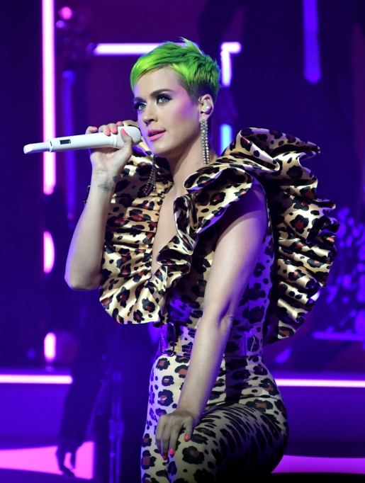 Katy Perry: Lime Green