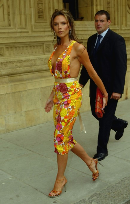 Victoria Beckham June 2004