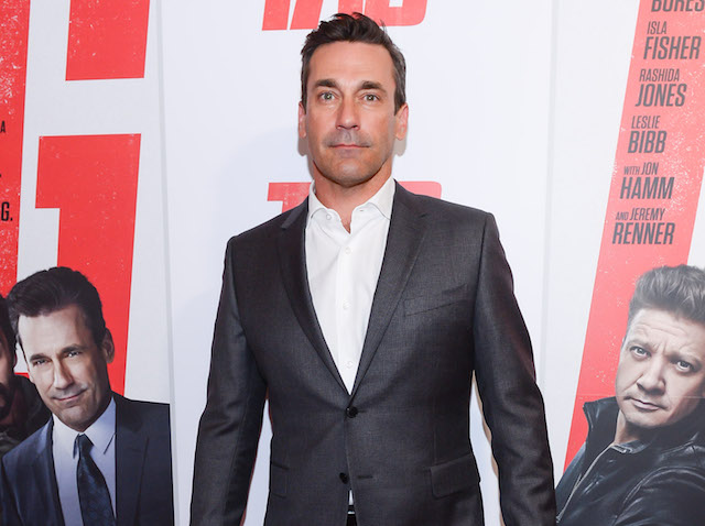 Jon Hamm attends #TAGinTO, an exclusive Canadian screening of the upcoming comedy 'TAG'