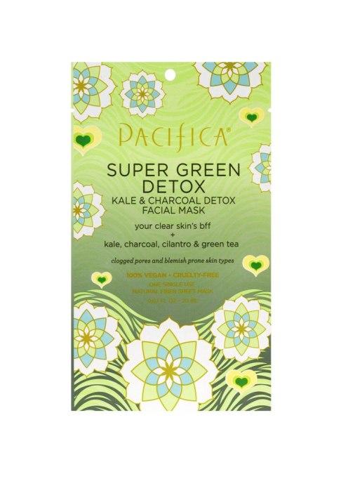 Pacifica Super Green Detox Kale & Charcoal Detox Facial Mask
